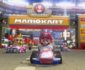 Гонщиков Mario Kart 8 вооружили бумерангом и пираньей в трейлере игры