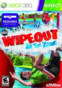 Обложка Wipeout: In the Zone