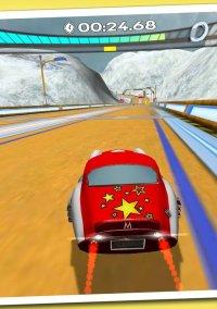 Обложка Retro Future Racing