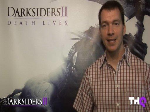 Darksiders 2. Дневники разработчиков