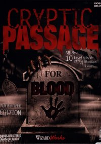 Обложка Cryptic Passage for Blood