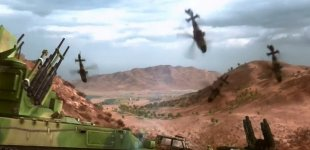 Wargame: Red Dragon. Видео #2
