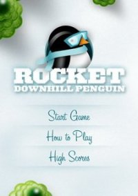 Обложка Rocket Downhill Penguin