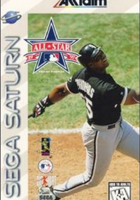 Обложка All-Star Baseball '97 Featuring Frank Thomas