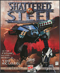 Обложка Shattered Steel