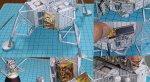 Своими руками: бумага, клей, терпение — готов космический корабль - Изображение 20