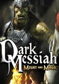 Обложка Dark Messiah of Might & Magic