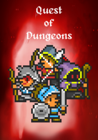 Обложка Quest of Dungeons