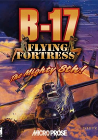 Обложка B-17 Flying Fortress: The Mighty 8th