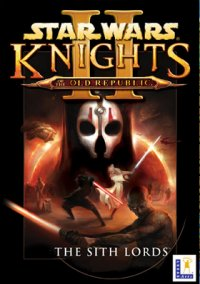 Обложка Star Wars: Knights of the Old Republic 2 — The Sith Lords