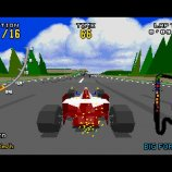 Скриншот Virtua Racing Deluxe
