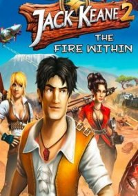 Обложка Jack Keane 2 - The Fire Within