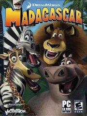Обложка Madagascar