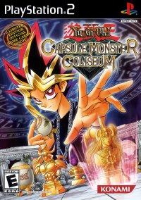 Обложка Yu-Gi-Oh! Capsule Monster Coliseum