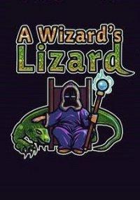 Обложка A Wizard's Lizard