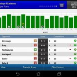 Скриншот Football Manager Handheld 2015