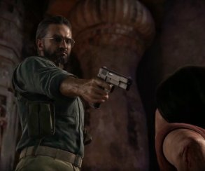 Авторы Uncharted: The Lost Legacy рассказали обоях излодее Асаве