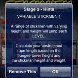 Скриншот Bungee Stickmen - 2010