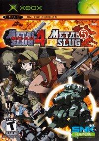 Обложка Metal Slug 4