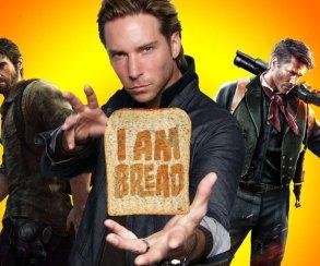 Кусок хлеба заговорил голосом Троя Бэйкера в трейлере I am Bread