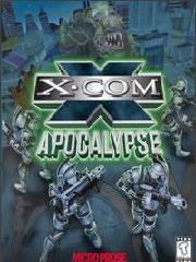 Обложка X-COM: Apocalypse