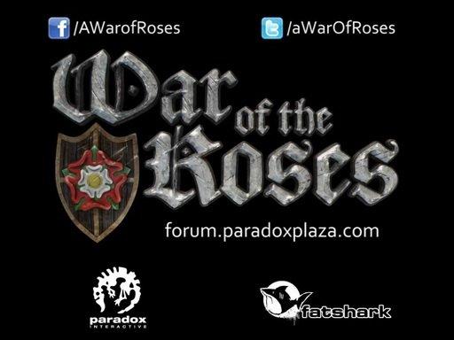 War of the Roses. Дневники разработчиков