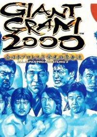 Обложка Giant Gram 2000: All Japan Pro Wrestling 3