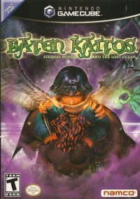 Обложка Baten Kaitos: Eternal Wings and the Lost Ocean