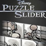 Обложка Disney Puzzle Slider