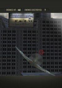 Sky Captain: Flying Legion Air Combat Challenge – фото обложки игры