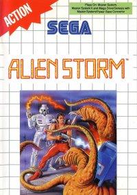 Обложка Alien Storm