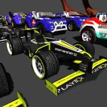 Скриншот Formula Wincars – Изображение 5