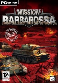 Обложка Blitzkrieg: Mission Barbarossa