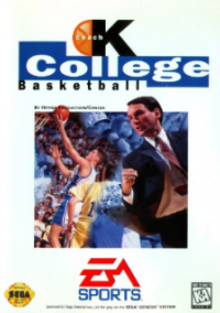Обложка Coach K College Basketball