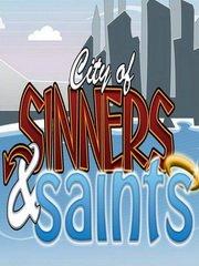 Обложка City of Sinners and Saints