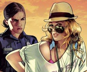 Кадры со съемок рекламного ролика GTA 5 попали в сеть