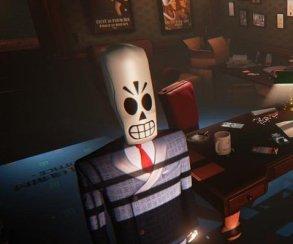 Grim Fandango похорошела на Unreal Engine 4