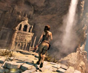 Microsoft опубликовала полную демо-версию Rise of the Tomb Raider