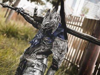 Косплей дня: Арториас, путник Бездны из Dark Souls