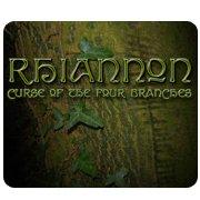 Обложка Рианнон: Проклятие четырех ветвей
