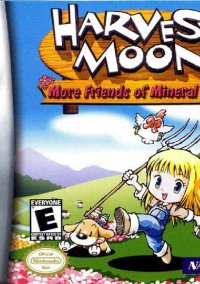 Обложка Harvest Moon: More Friends of Mineral Town