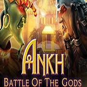 Обложка Ankh 3: Battle of the Gods