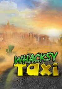 Обложка Whacksy Taxi