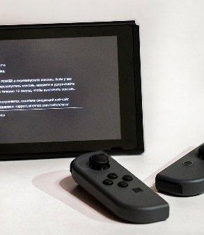 Что не так с Nintendo Switch