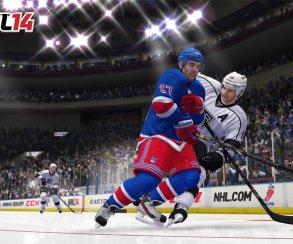 В NHL 14 будет улучшенное управление клюшкой