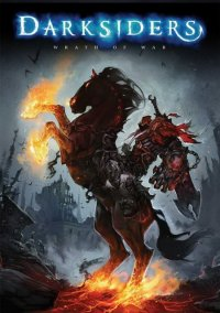 Обложка DarkSiders: Wrath of War