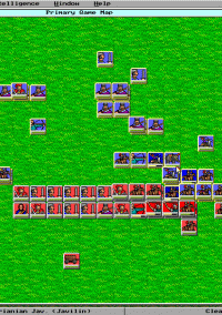 Обложка Empire 2: The Art of War