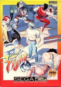 Обложка Final Fight CD