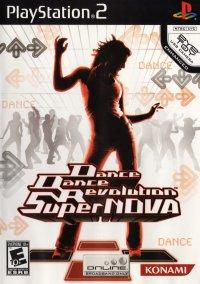 Обложка Dance Dance Revolution SuperNOVA