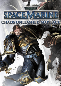 Обложка Warhammer 40,000: Space Marine - Chaos Unleashed